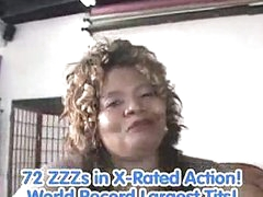 Norma Stitz with so huge zeppelins
