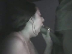 Dilettante pair taping their sex on camera in a pure dark room. This chick sucks, licks, jerks and squeezes her husband's penis as this chick awaits her sweet and sticky ball batter flow