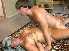 Overweight mother i'd like to fuck licked by perverted guy previous to getting fucked in each which way
