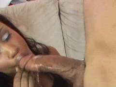 Kiana Jayde acquires full load in her face