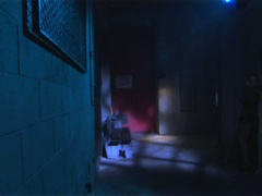 Excited brunette receives nailed in the darksome alley in hd